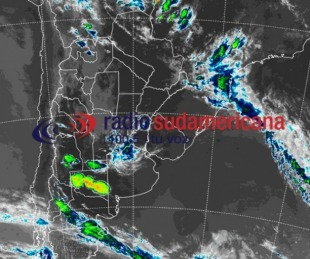 foto: Rige un alerta por tormentas para Corrientes y tres provincias