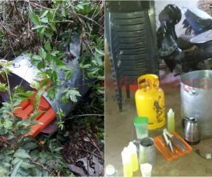 foto: Recuperaron elementos robados de un comedor comunitario