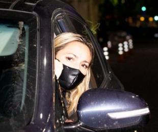 foto: Rocío Oliva: por qué le prohibieron darle el último adiós a Maradona
