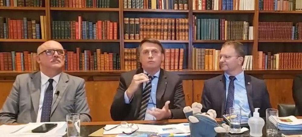 Jair Bolsonaro afirmó que no se vacunará contra el COVID-19