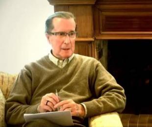 foto: Murió Juan Carlos Pérez Loizeau, histórico conductor de noticieros