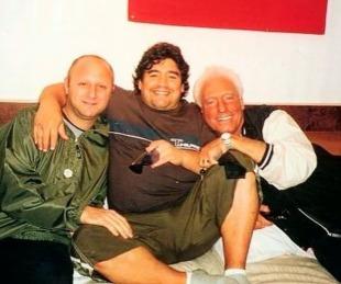 foto: Amigo de Maradona aseguró que gente de su entorno lo emborrachaba
