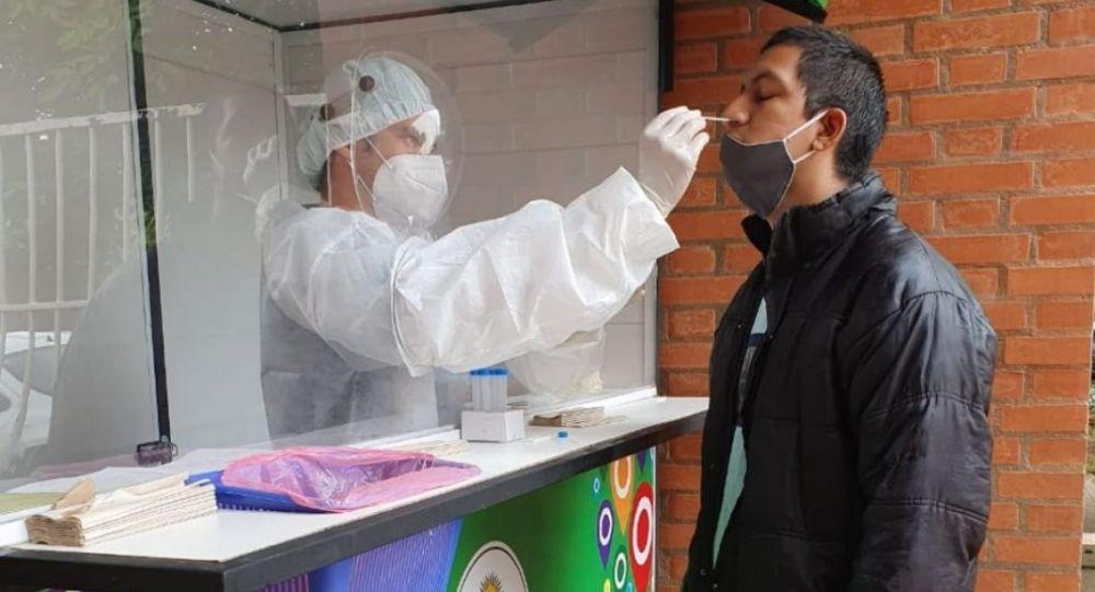 Corrientes: la reproducción del patógeno Covid se redujo a 0.95