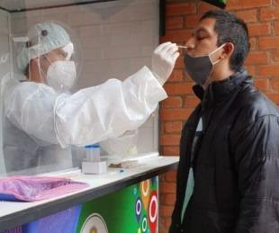 foto: Corrientes: la reproducción del patógeno Covid se redujo a 0.95