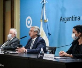 foto: Fernández extendió el DISPO en Argentina hasta el 20 de diciembre