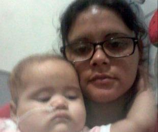 foto: El drama de la madre que viajó 14 horas junto a su beba muerta