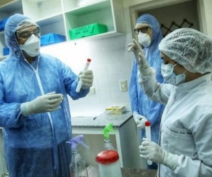 foto: Corrientes registró 320 casos nuevos de Covid: 286 son de Capital