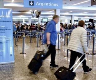 foto: Argentinos que vengan del exterior no serán obligados a aislarse