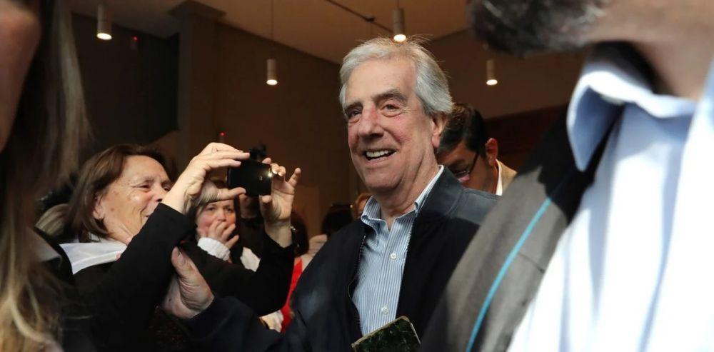 Uruguay: El expresidente Tabaré Vázquez, en grave estado de salud