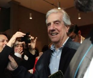 foto: Uruguay: El expresidente Tabaré Vázquez, en grave estado de salud