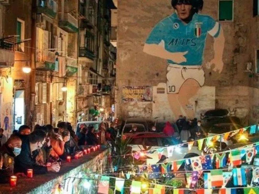 Maradona es la marca registrada de los argentinos en el exterior