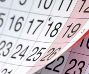 foto: El Gobierno definió cuáles serán los feriados largos con fines turísticos