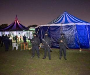 foto: Desbaratan una fiesta clandestina con más de 1.200 personas