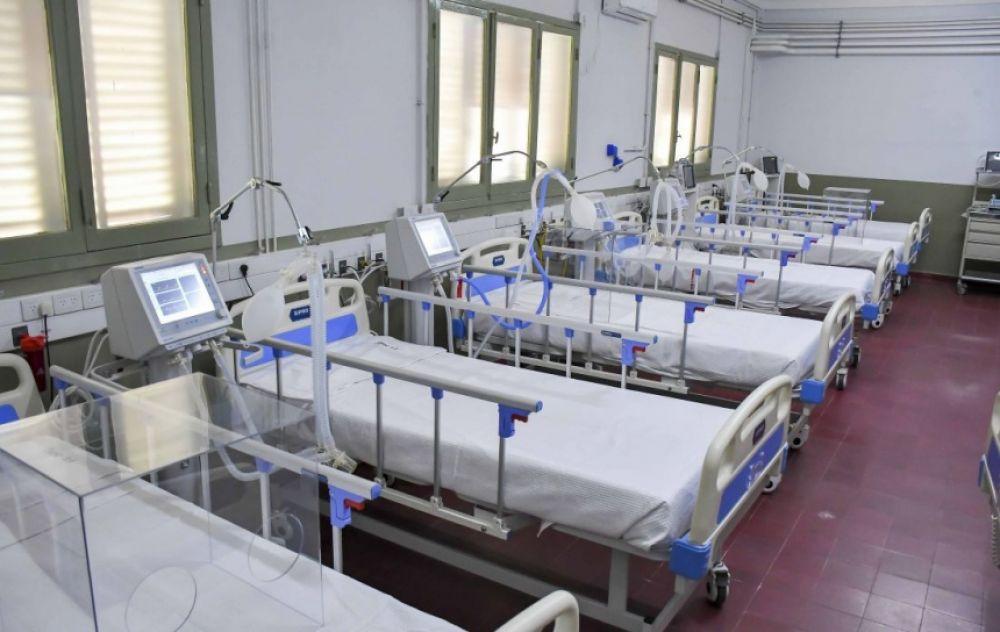 Hospital de Campaña: murió un hombre y ya son 158 las víctimas