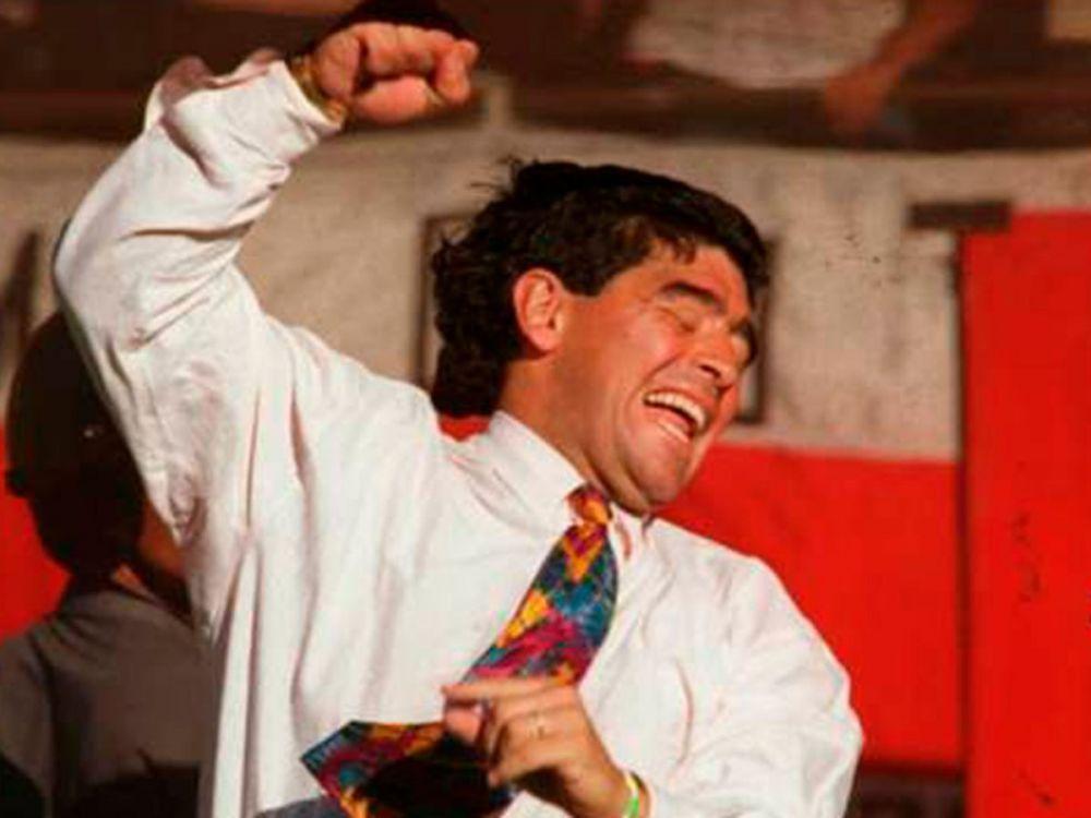 Lo que se hizo con Maradona en cancha de Gimnasia fue criminal