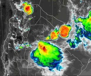 foto: Alerta por lluvias y tormentas para Corrientes y otras tres provincias