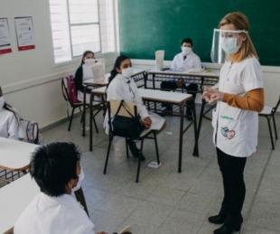 foto: El Gobierno confirmó la vuelta a las aulas en todo el país en 2021