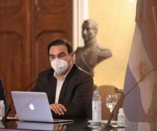 foto: Expectativa: a las 11.30 Valdés dará a conocer nuevas medidas en Corrientes