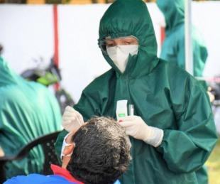 foto: Covid19: Corrientes registró la cifra más baja de casos del último mes