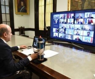 foto: Canteros: el intercambio y la cooperación son claves para la inserción de Corrientes en el mundo