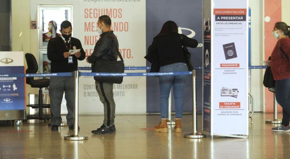 Dejará de ser obligatoria la cuarentena para ingresar al país