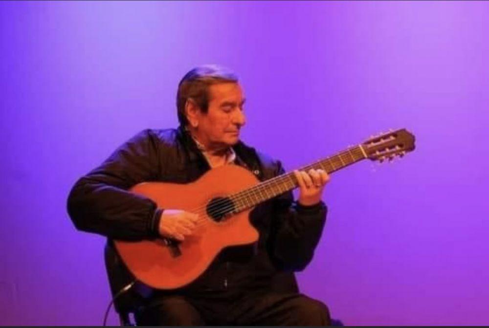 Tristeza en el chamamé: murió el guitarrista Juan Saccú