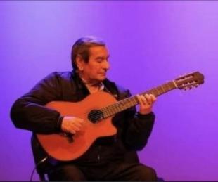 foto: Tristeza en el chamamé: murió el guitarrista Juan Saccú