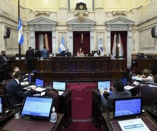 foto: Aprobaron el aval parlamentario para acuerdos de deuda