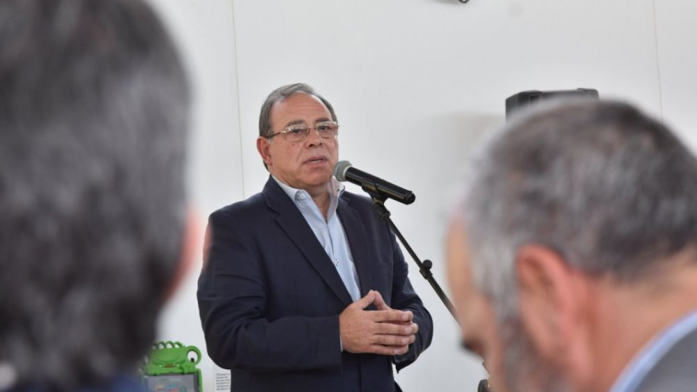 Tassano: Las discusiones políticas serán recién el año que viene
