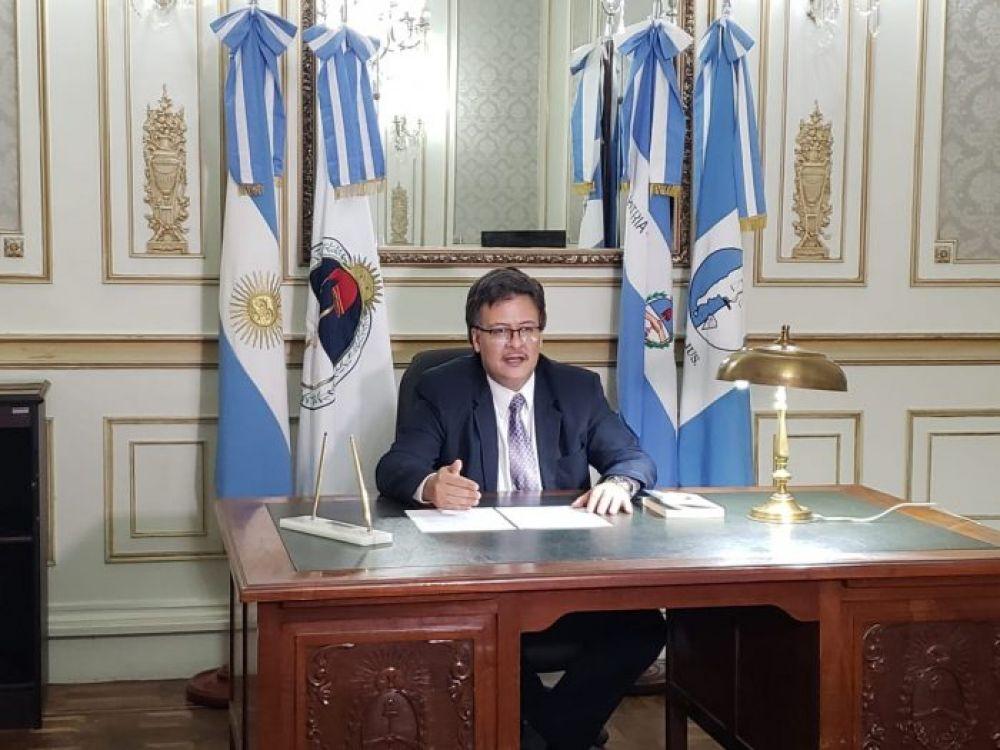 Rey Vazquez reelecto Presidente del Superior Tribunal de Justicia