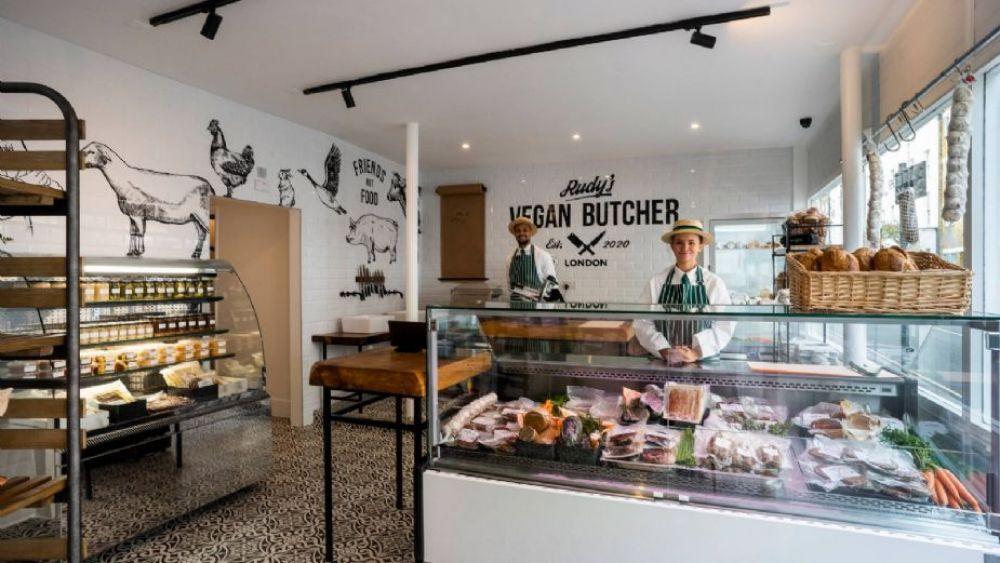 Inauguran carnicería vegana en Londres y se acaba todo en sólo unas horas