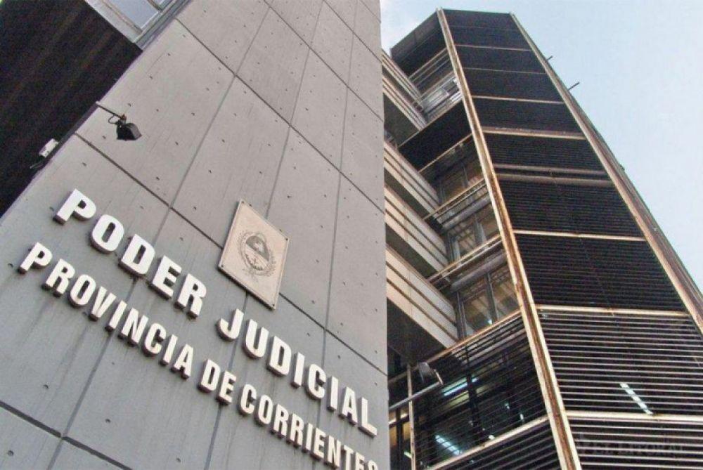 En Corrientes: la Feria Judicial arrancará el 21 de diciembre