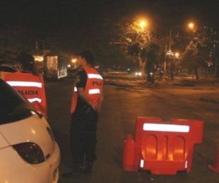 foto: Seguridad planifica el operativo para las fiestas de fin de año