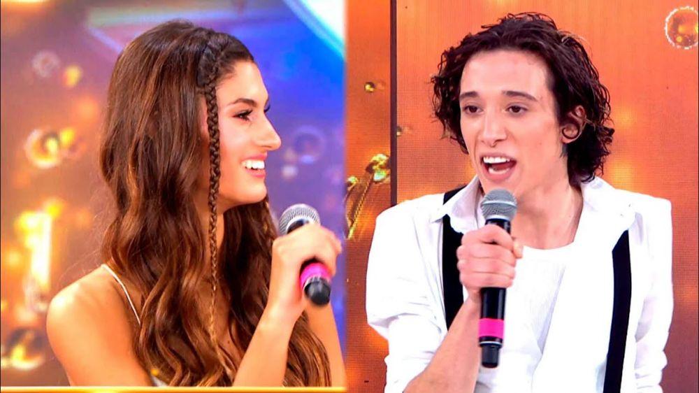 Lucas Spadafora habló de los rumores de pelea con Lola Latorre