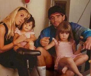 foto: Primera entrevista de Claudia Villafañe tras la muerte de Maradona