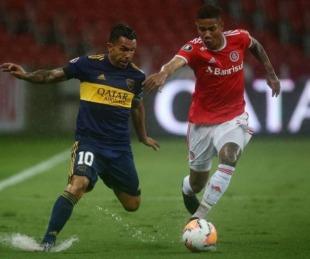 foto: Con gol de Tevez, Boca logró un importante triunfo ante el Inter