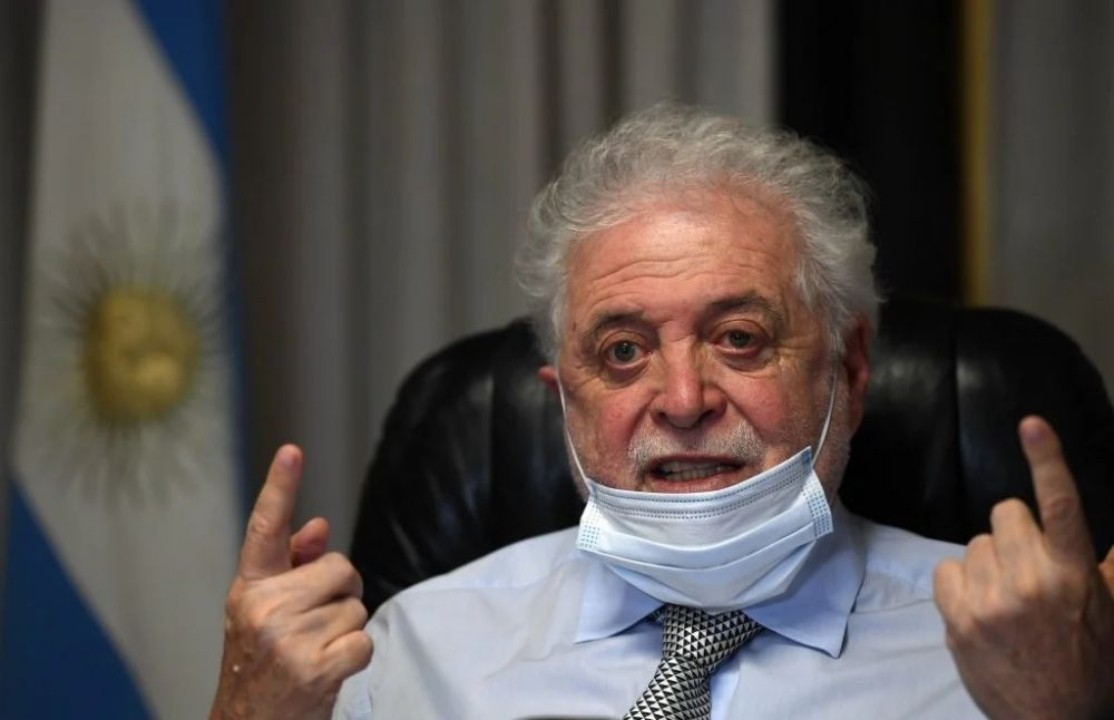 El Ministro Ginés González García llegaría mañana a Corrientes