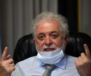 foto: El Ministro Ginés González García llegaría mañana a Corrientes