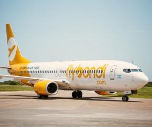 foto: Flybondi retoma sus vuelos a Corrientes la semana próxima