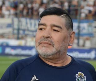 foto: Un amigo de Maradona aseguró que Diego tuvo dos hijos con una moza