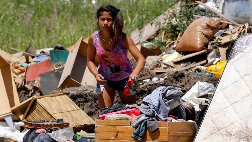 El 60% de los niños y jóvenes del país es pobre y el 16%, indigente