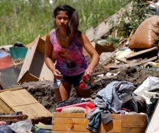 foto: El 60% de los niños y jóvenes del país es pobre y el 16%, indigente