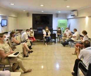 foto: El Comité de Crisis evaluó con clínicas recibir pacientes