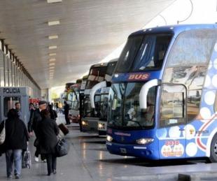 foto: ¿Cuántas personas podrán viajar en los micros de larga distancia?