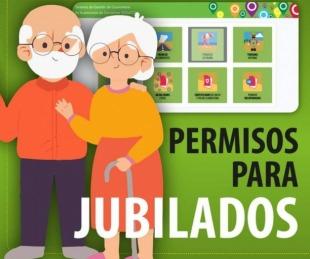 foto: Jubilados podrán solicitar permiso para el ingreso a la provincia