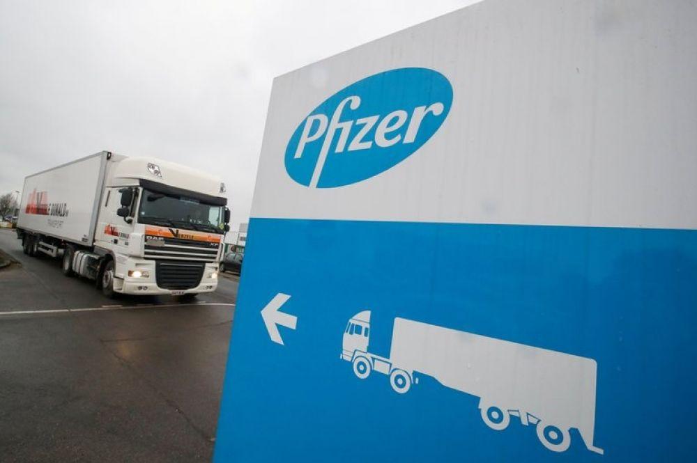 Vacunas: Pfizer fabricará sólo la mitad de lo que había anunciado