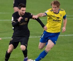 foto: Barcelona perdió y quedó a 12 puntos de la cima en liga española