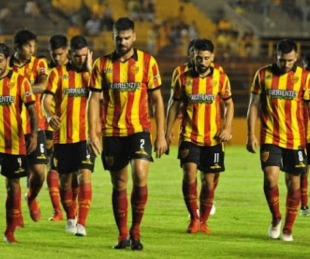 foto: Boca Unidos perdió contra Sportivo Belgrano con un gol agónico