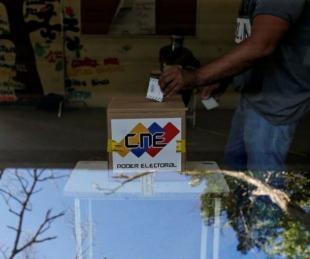 foto: Venezuela: el 80% del padrón no votó en las elecciones de Maduro