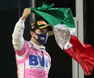 foto: Fórmula 1: Checo Pérez ganó una gran carrera que no tuvo a Hamilton